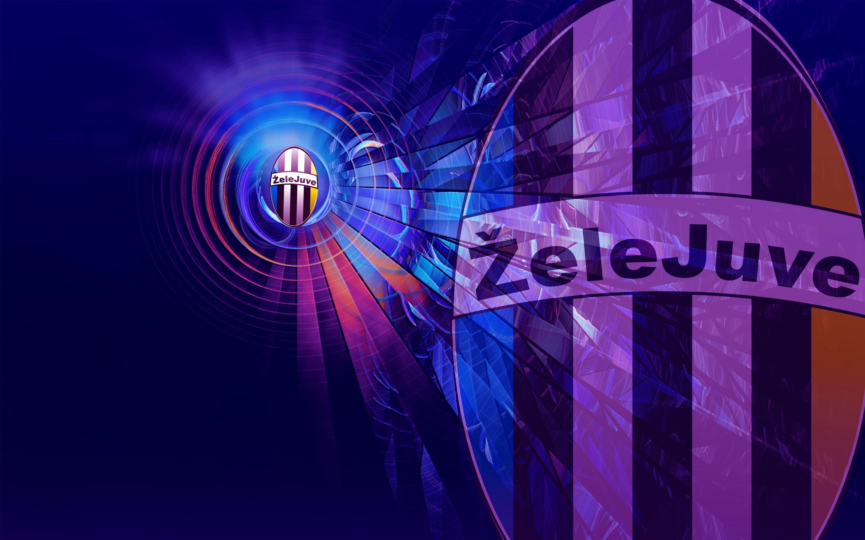 Pozadí (wallpapers) ŽeleJuve